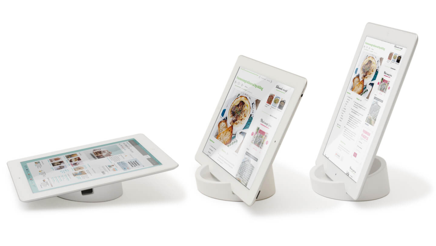 Bosign® CookBook Kitchen Tablet Stand