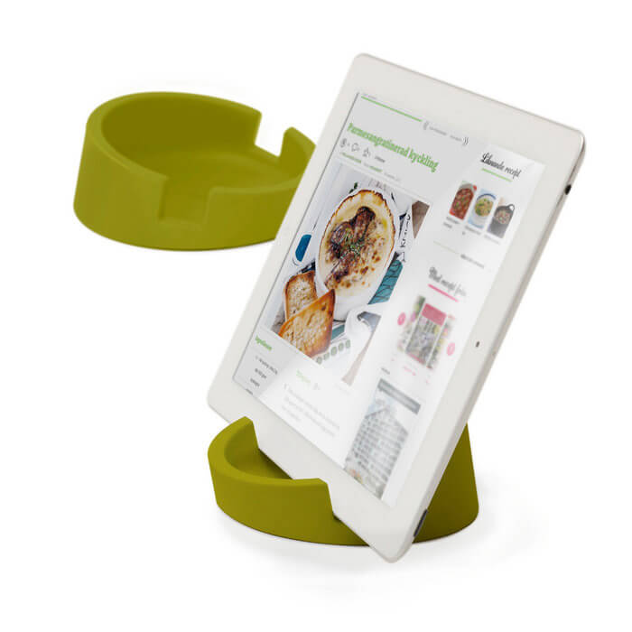 Bosign® CookBook Kitchen Tablet Stand – Green