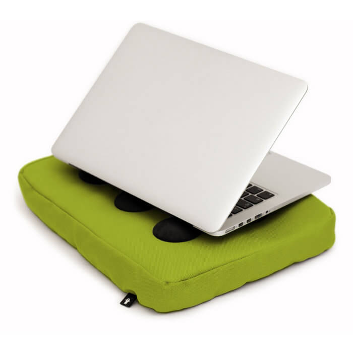 Bosign® Surf Pillow Hitech Laptop Cooler – Lime Green
