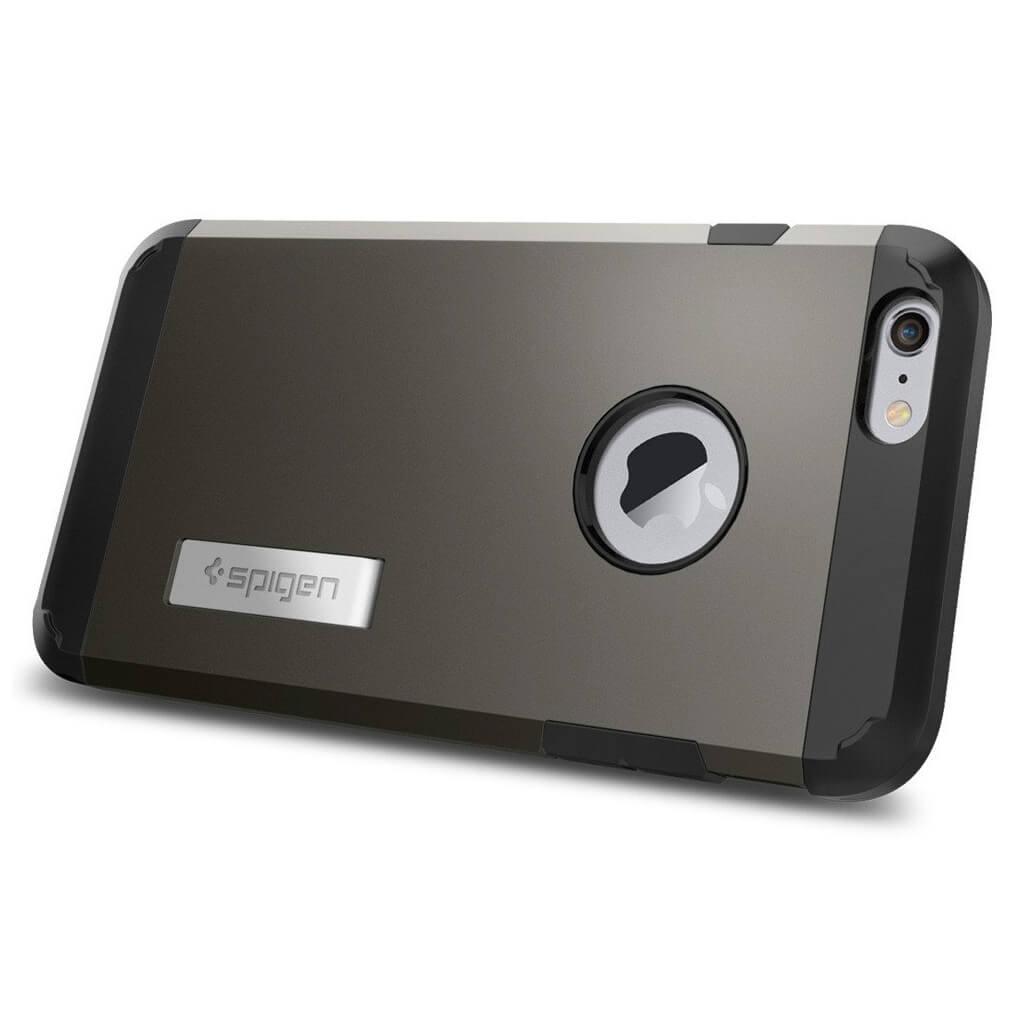 Spigen® Tough Armor SGP11658 iPhone 6s Plus/6 Plus Case – Gunmetal