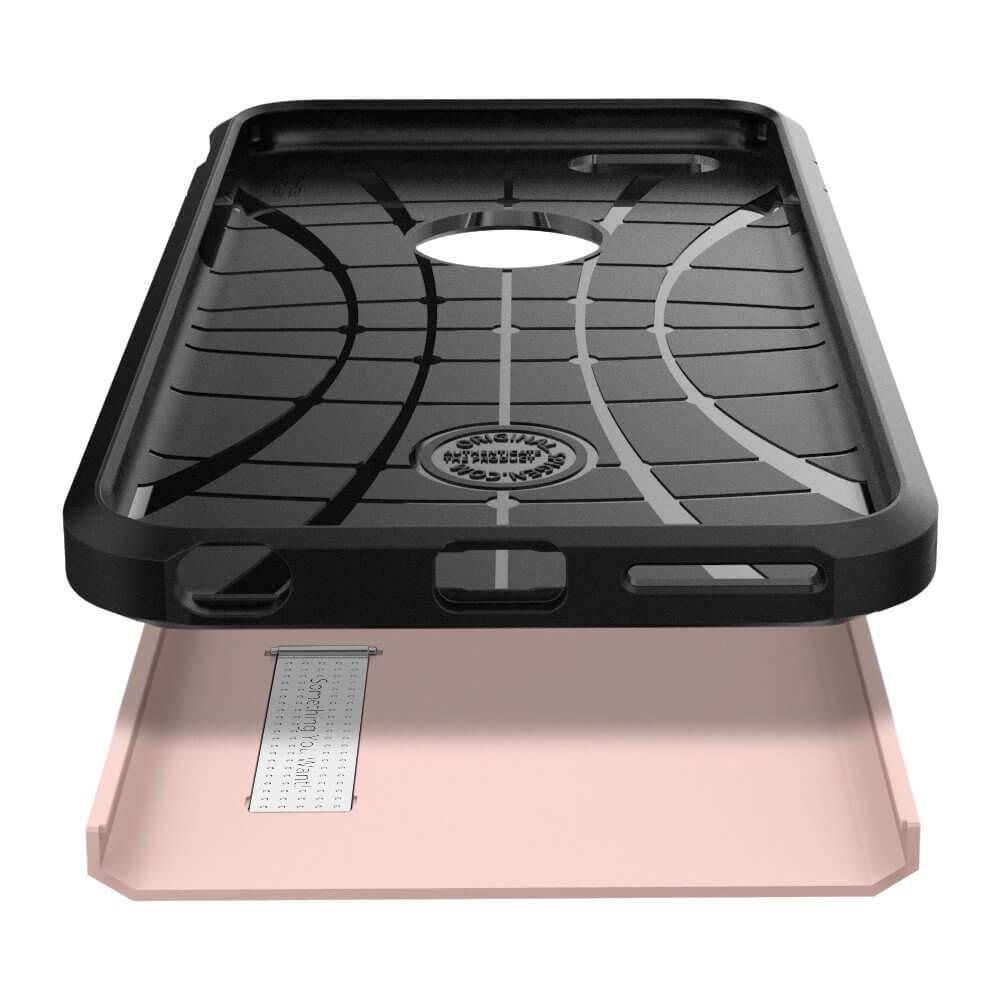 Spigen® Tough Armor SGP11750 iPhone 6s Plus/6 Plus Case – Rose Gold