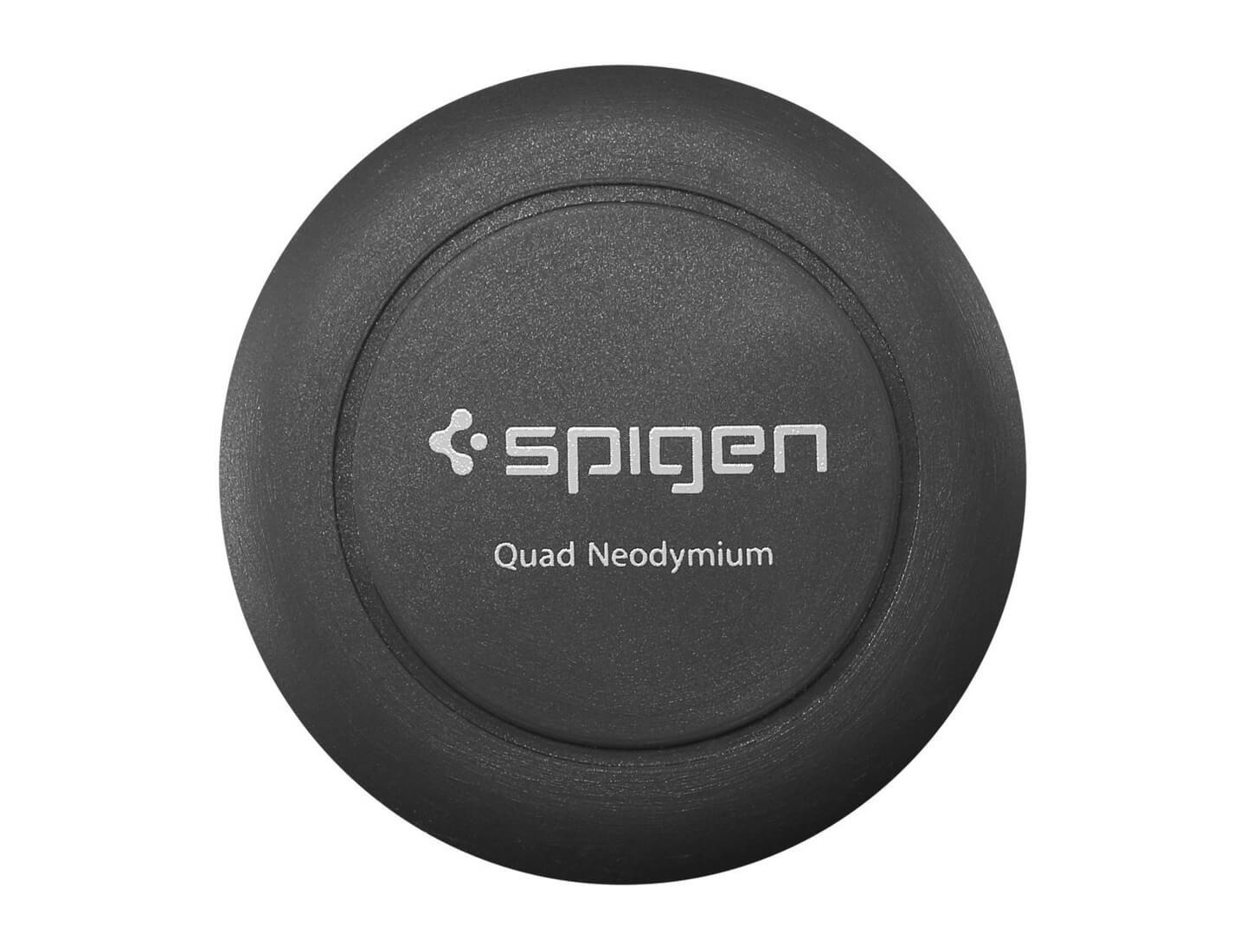 Spigen® Quad Neodymium Core SGP11583 Magnetic Air Vent Mount