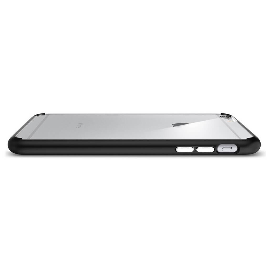 half off 0b8a3 025cd Spigen® Ultra Hybrid™ SGP11646 iPhone 6 Plus / 6s Plus Case – Black |  spaceboy*