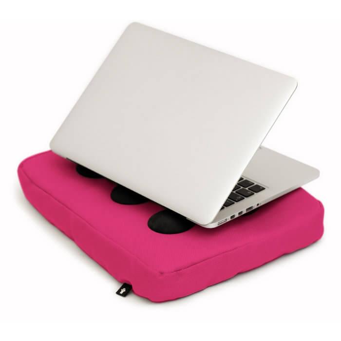 Bosign® Surf Pillow Hitech Laptop Cooler – Cerise