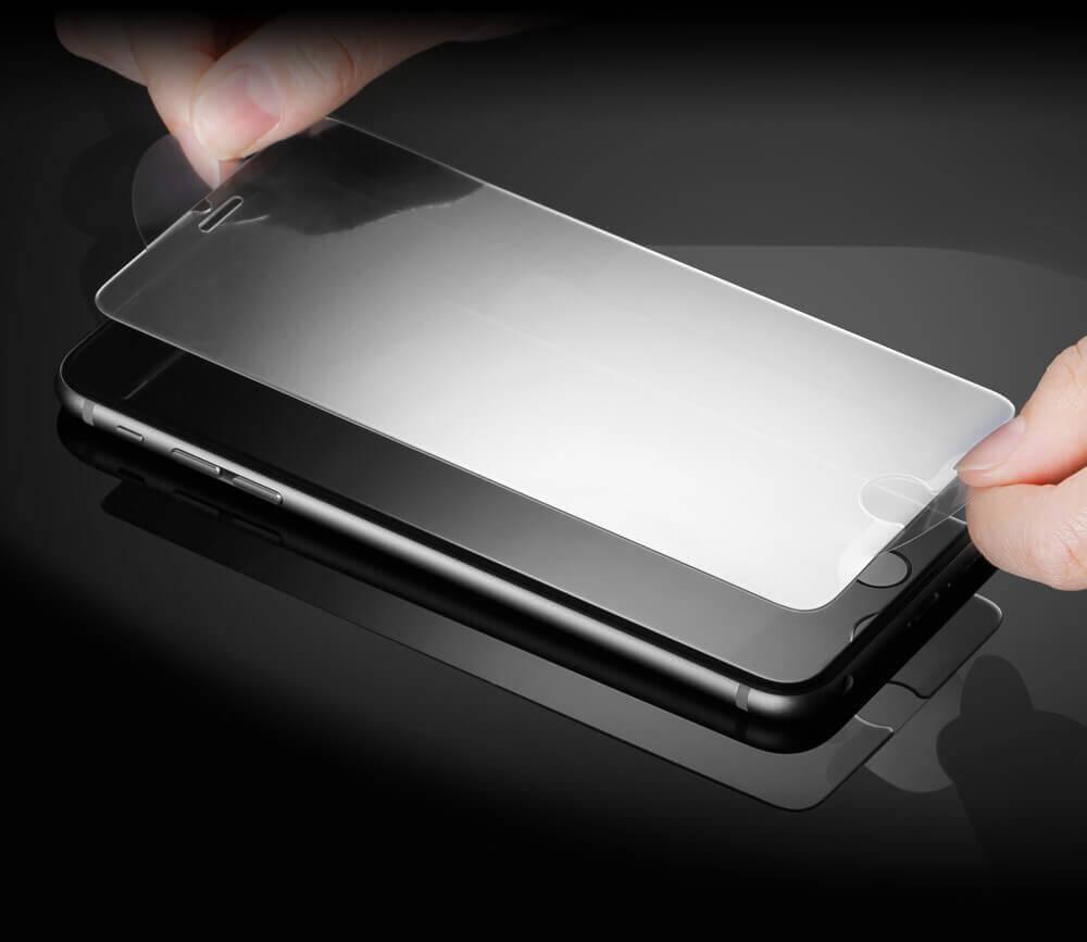 Spigen® Glas.tr Slim SGP11785 iPhone 6s Plus/6 Plus Premium Real Glass - 2Pack