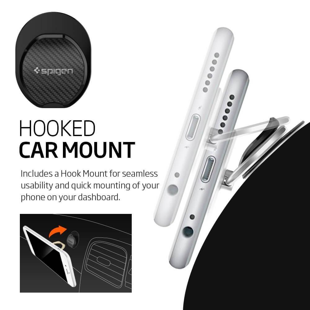 Spigen® Style Ring Car Mount Holder
