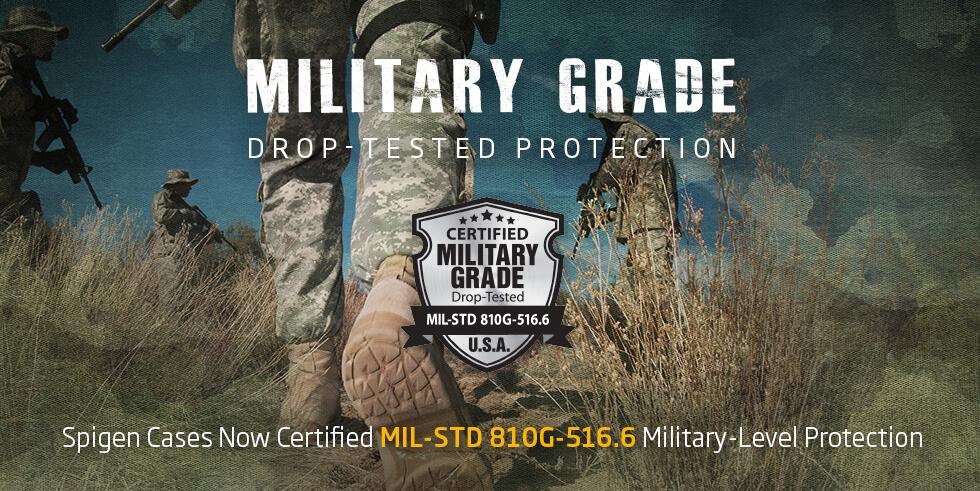 Spigen Military Grade
