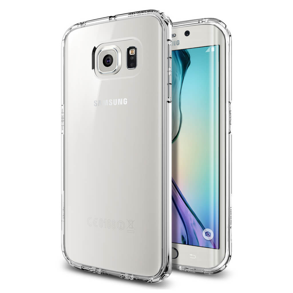spigen ultra hybrid samsung galaxy s6 edge case crystal clear correct that