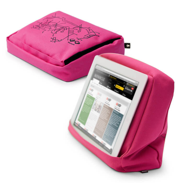 Bosign® Tablet Pillow Hitech 2.0 – Cerise
