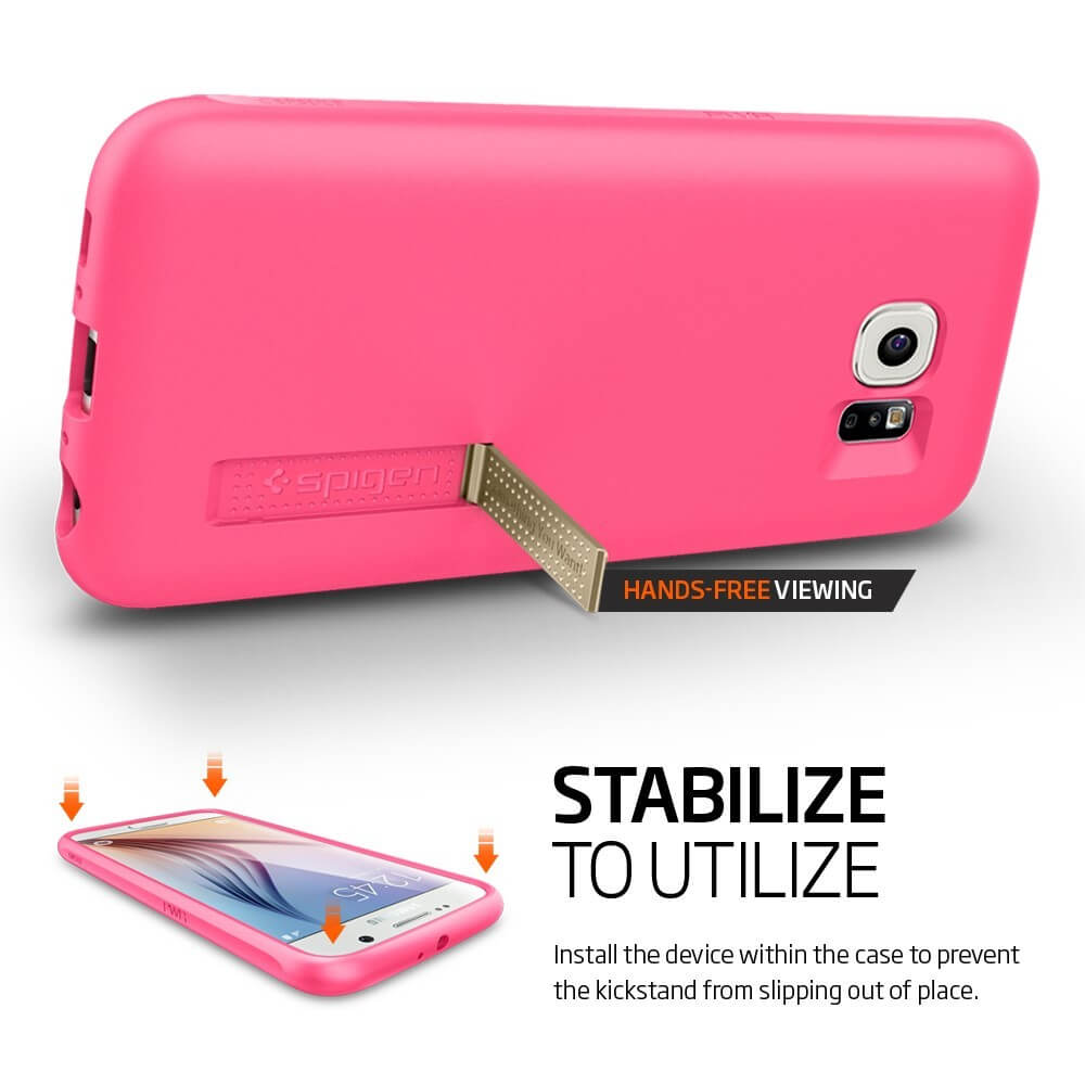 Android spigen samsung galaxy s6 capsule case azalea pink found