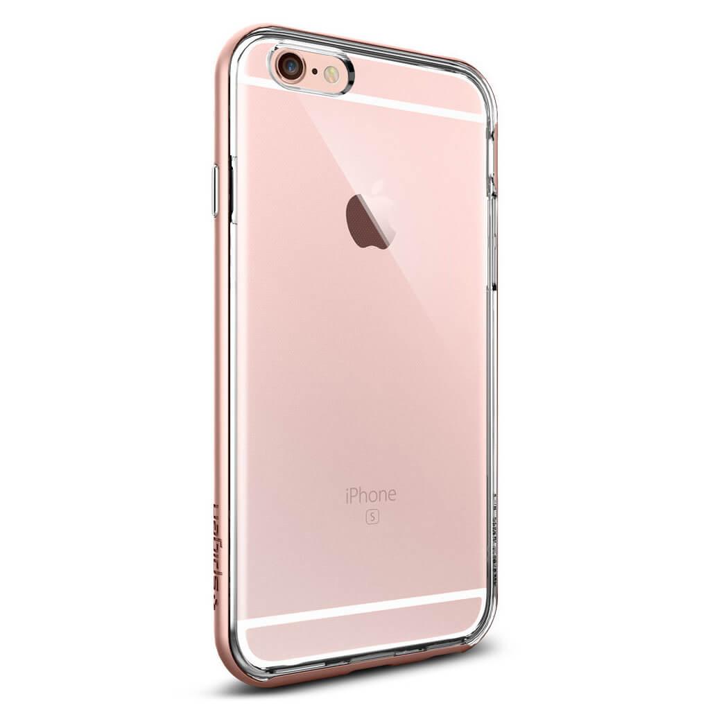 spigen neo hybrid ex sgp11725 iphone 6 6s case rose gold spaceboy. Black Bedroom Furniture Sets. Home Design Ideas