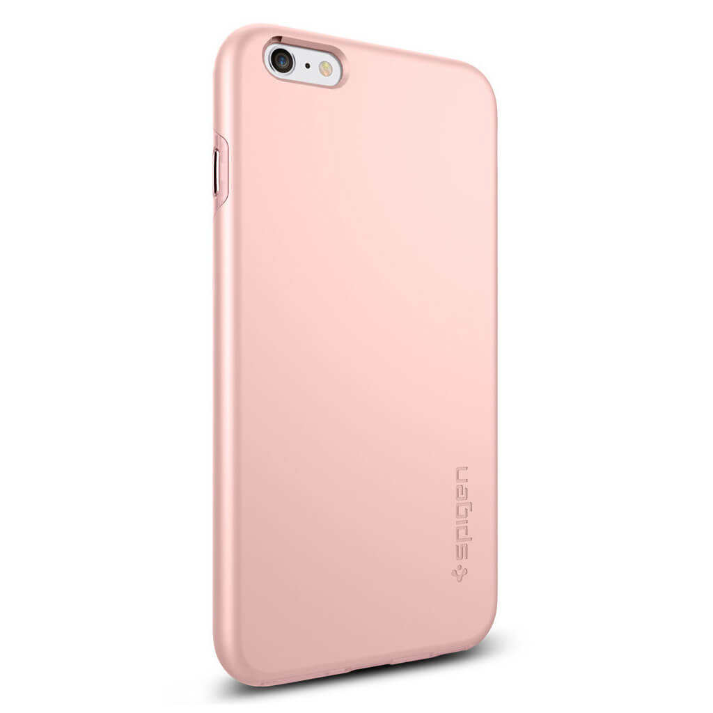 spigen thin fit hybrid sgp11782 iphone 6 plus 6s plus case rose gold spaceboy. Black Bedroom Furniture Sets. Home Design Ideas