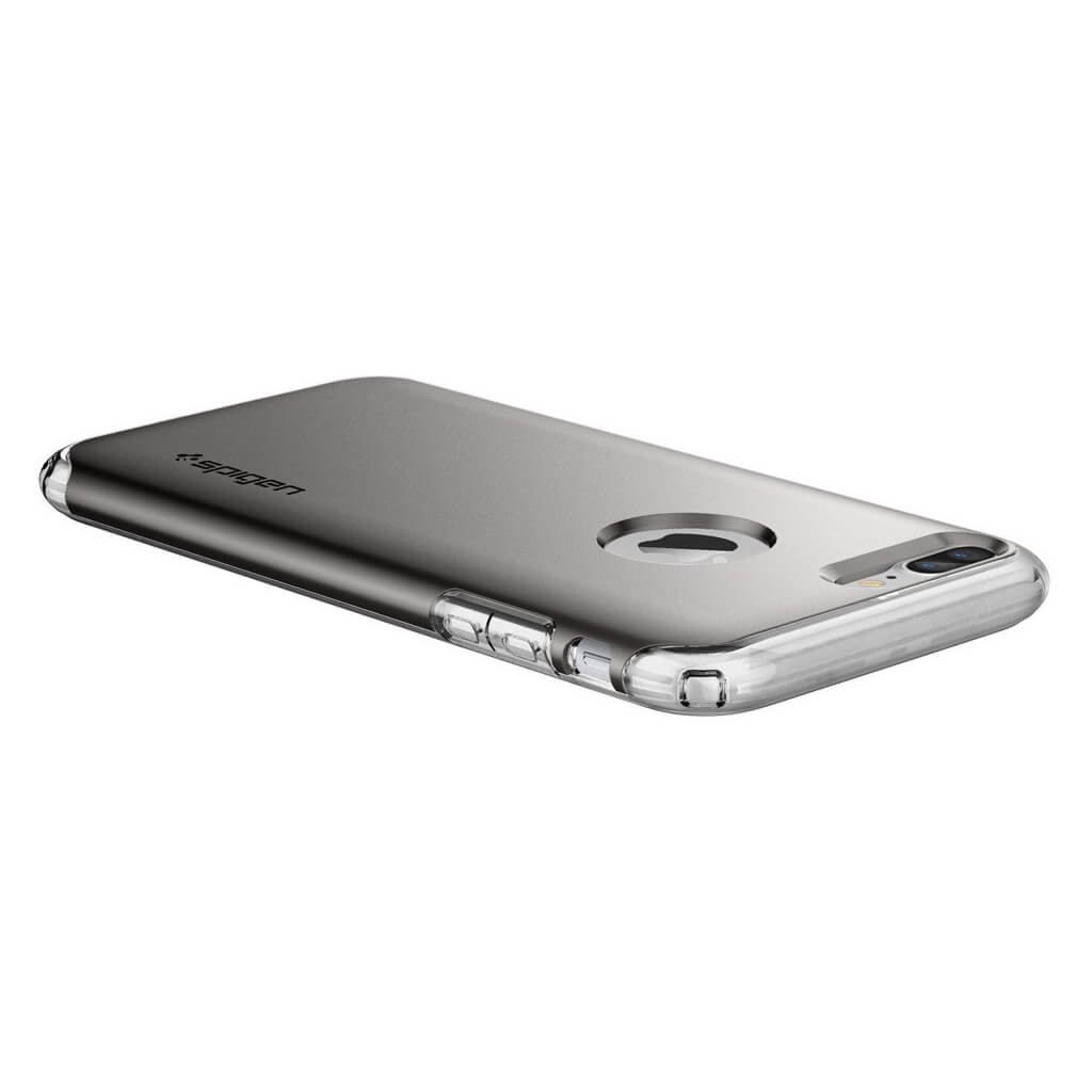 Spigen® Hybrid Armor™ SGP 043CS20697 iPhone 7 Plus Case - Gunmetal