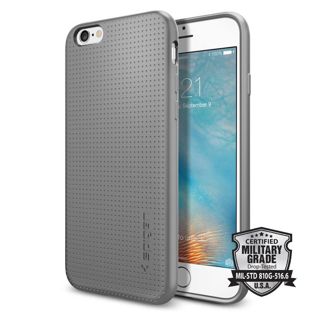 Spigen® Liquid Armor™ SGP11752 iPhone 6s/6 Case - Gray