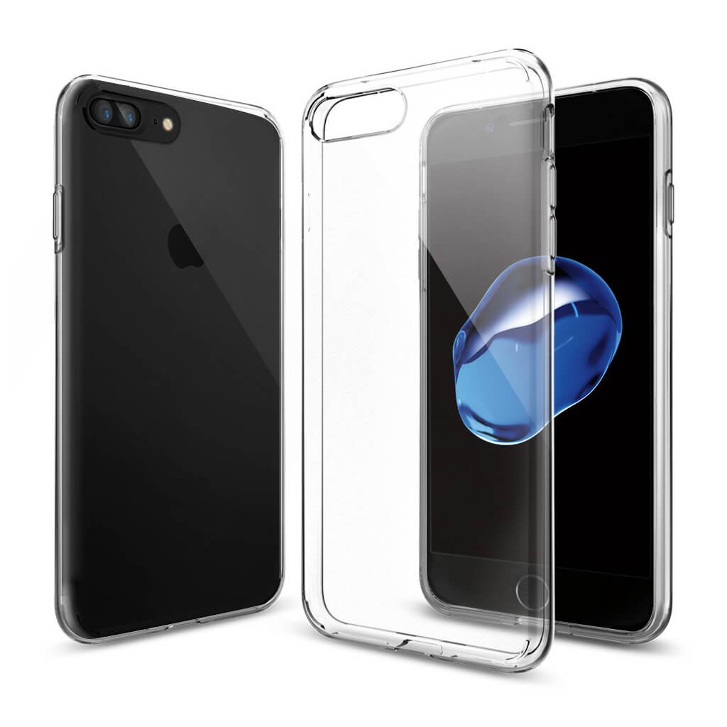 spigen liquid crystal 043cs20479 iphone 8 plus 7 plus case crystal clear spaceboy. Black Bedroom Furniture Sets. Home Design Ideas