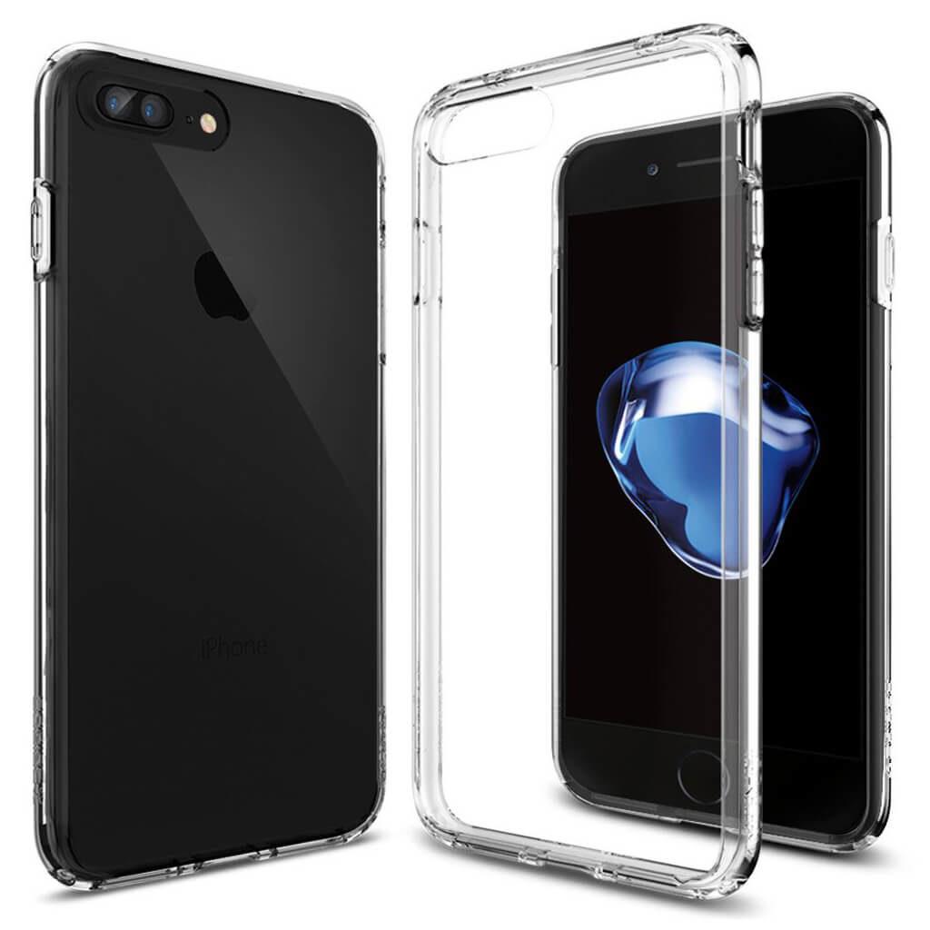 Spigen® Ultra Hybrid™ 043CS20547 iPhone 7 Plus Case - Crystal Clear