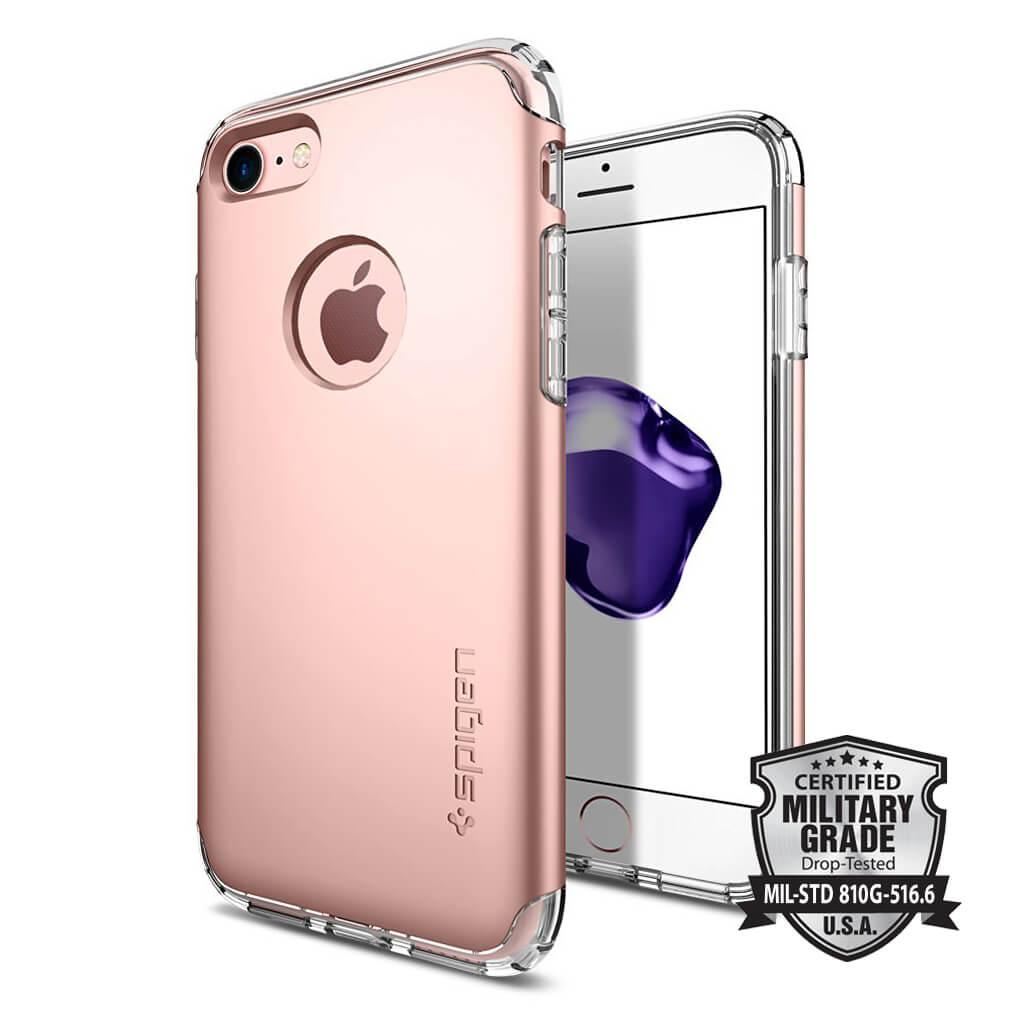 Spigen® Hybrid Armor™ SGP 042CS20696 iPhone 7 Case - Rose Gold