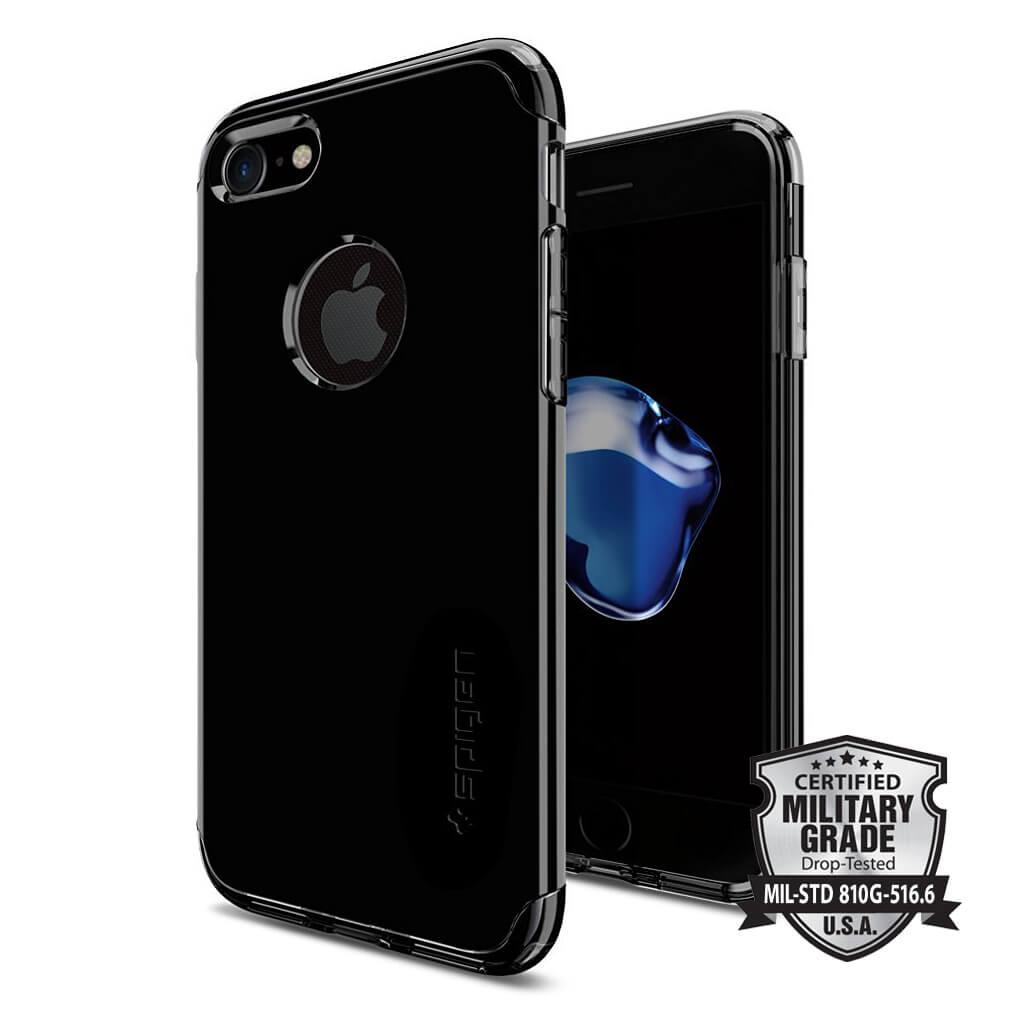 Spigen® Hybrid Armor™ SGP 042CS20840 iPhone 7 Case - Jet Black