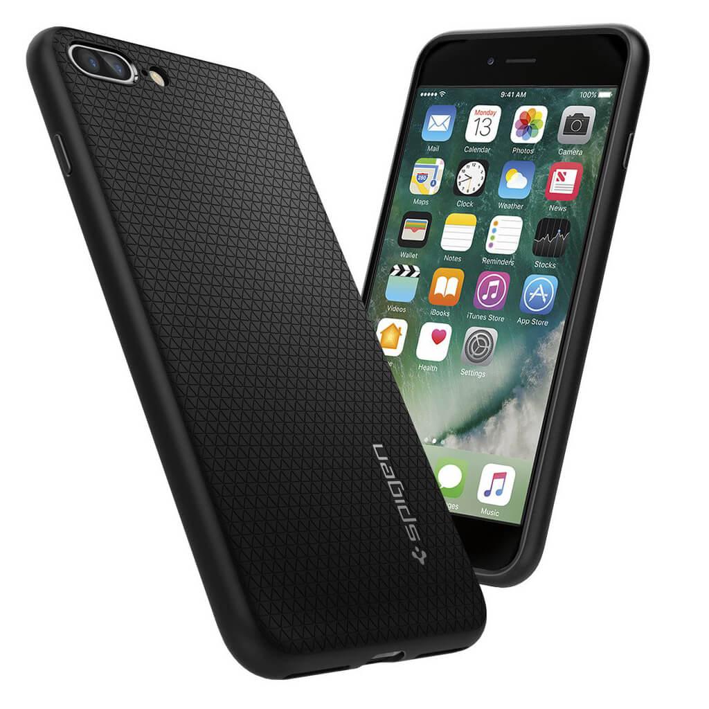 Spigen® Liquid Armor™ SGP 043CS20525 iPhone 7 Plus Case - Black
