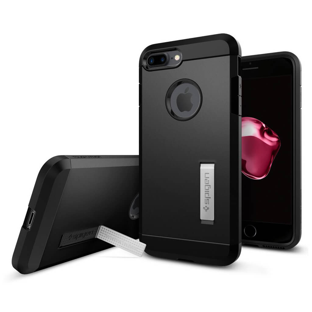 Spigen® Tough Armor™ 043CS20531 iPhone 7 Plus Case - Black