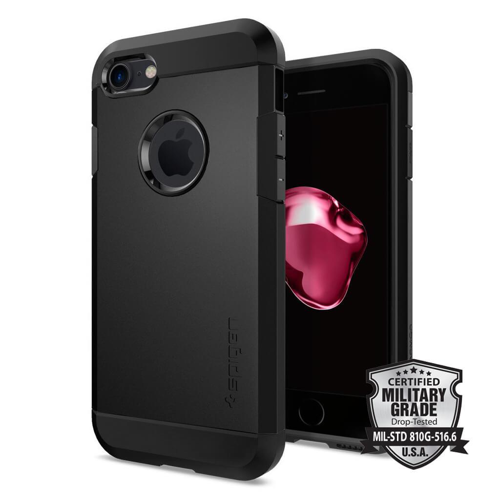Spigen® Tough Armor™ SGP 042CS20491 iPhone 7 Case - Black