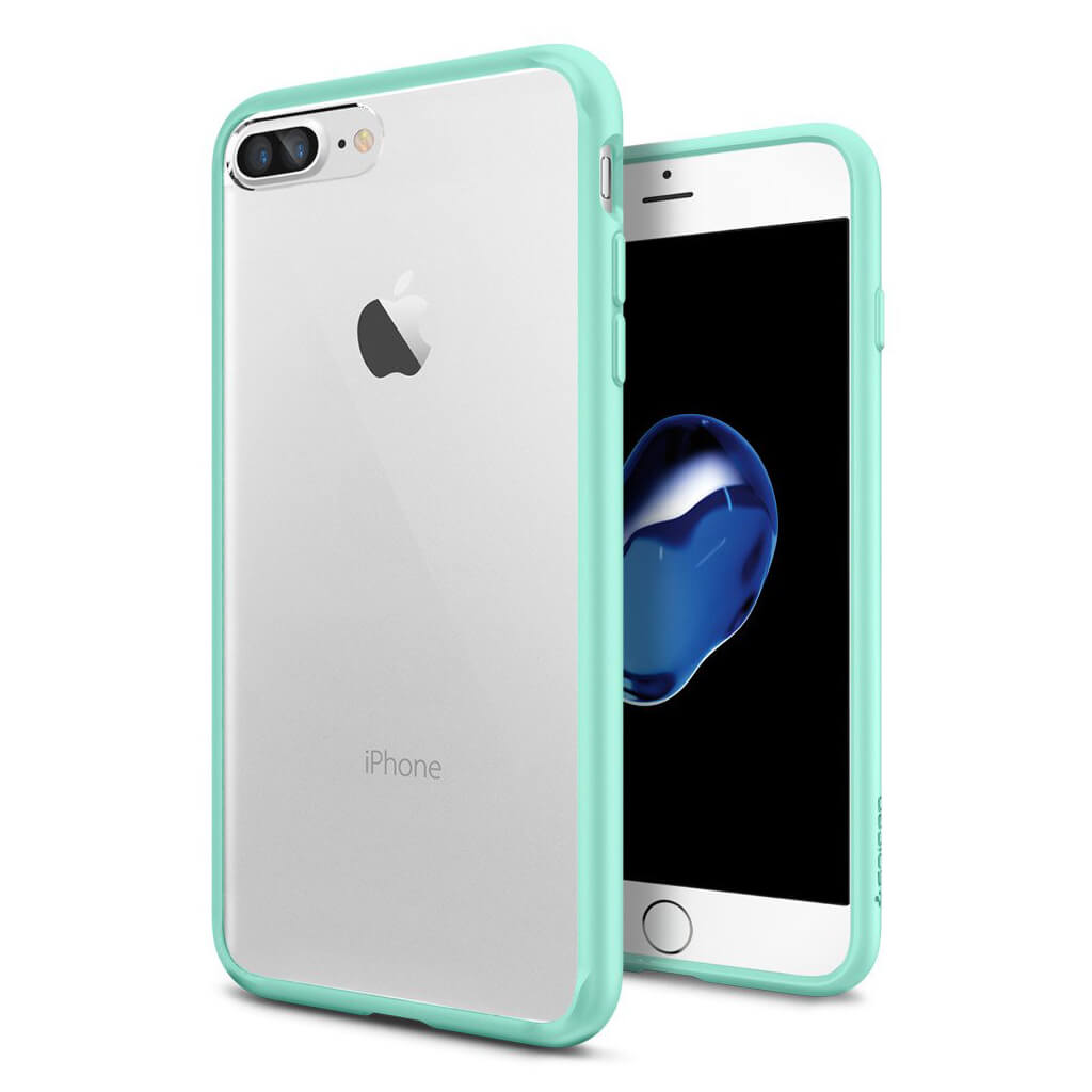 Spigen® Ultra Hybrid™ 043CS20551 iPhone 7 Plus Case - Mint