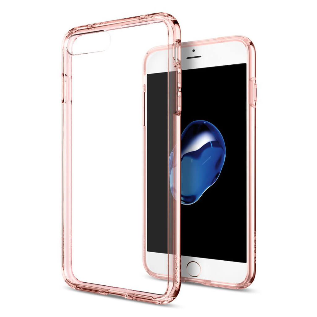 Spigen® Ultra Hybrid™ SGP 043CS20549 iPhone 7 Plus Case - Rose Crystal