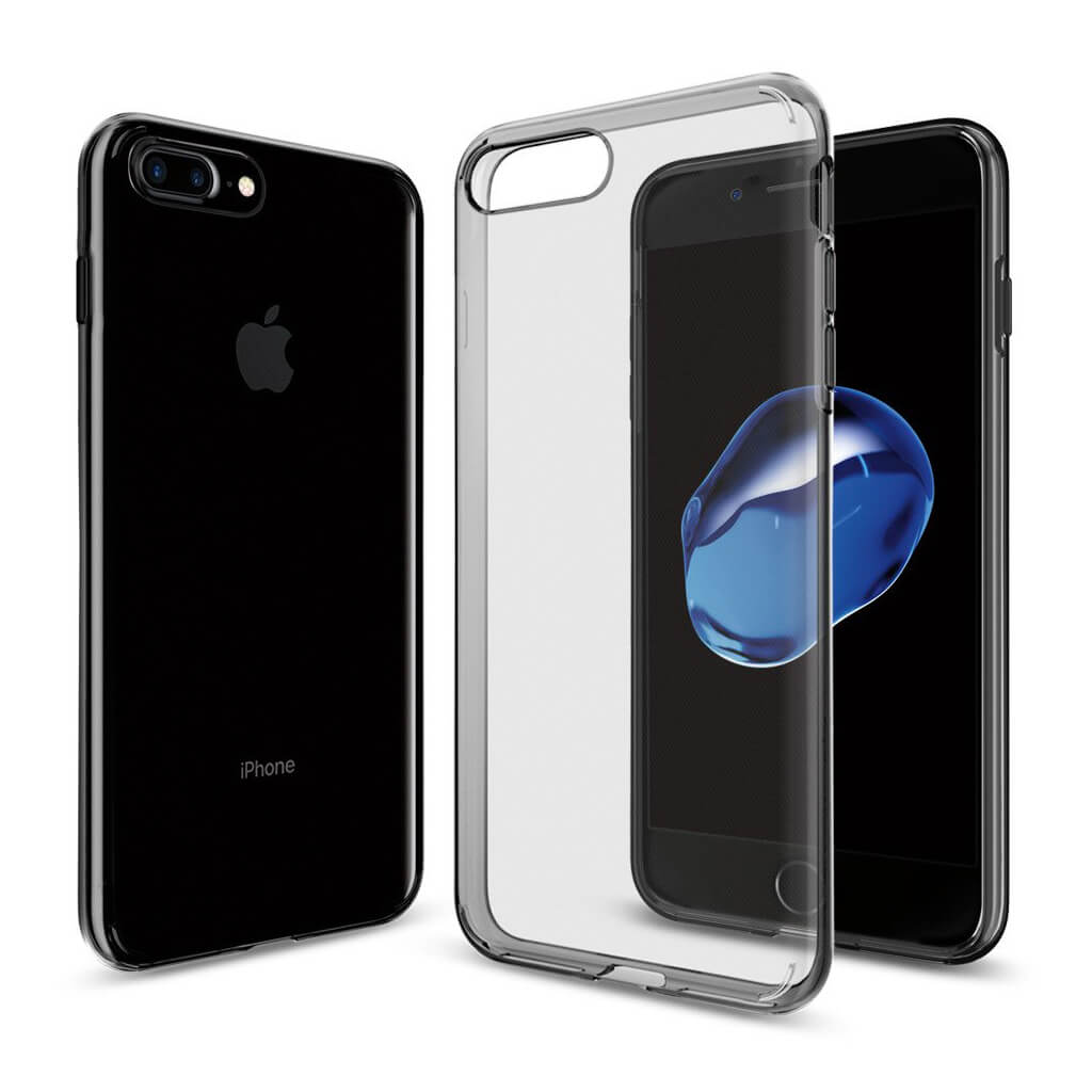 Spigen® Liquid Crystal™ SGP 043CS20855 iPhone 7 Plus Case - Space Crystal