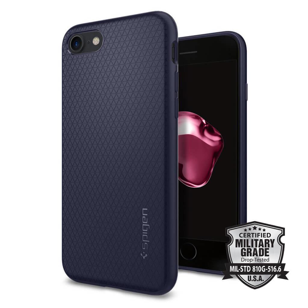 Spigen® Liquid Armor™ SGP 042CS21189 iPhone 7 Case - Midnight Blue