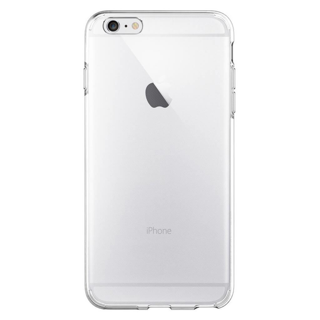 Spigen® Liquid Crystal™ SGP11642 iPhone 6s Plus/6 Plus Case - Crystal Clear