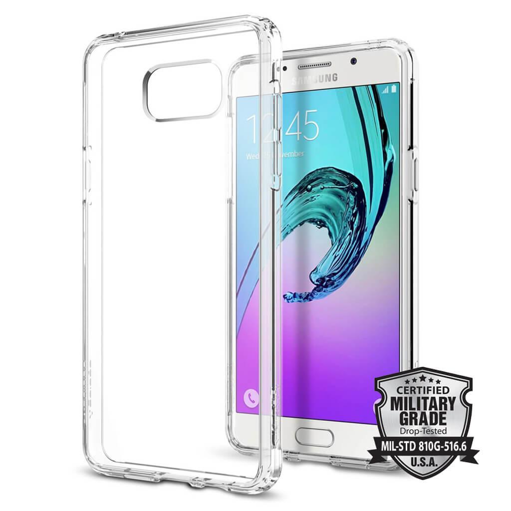 Cases Protection Spaceboy Samsung Galaxy A5 2016 Spigen Tough Armor Hybrid Back Case Ultra Sgp11835 Crystal Clear