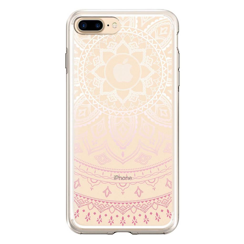 Spigen® Liquid Crystal™ SGP 043CS20960 iPhone 7 Plus Case - Shine Pink