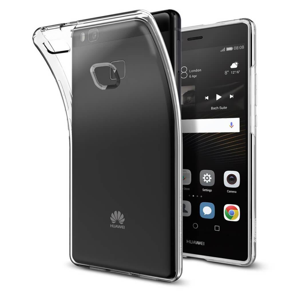 Spigen® Liquid Crystal™ SGP L05CS20298 Huawei P9 Lite Case - Crystal Clear