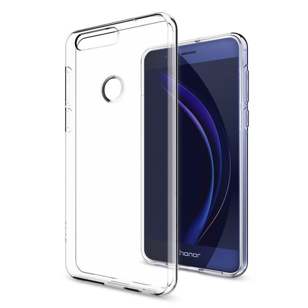 Spigen® Liquid Crystal™ SGP L09CS20883 Huawei Honor 8 - Crystal Clear