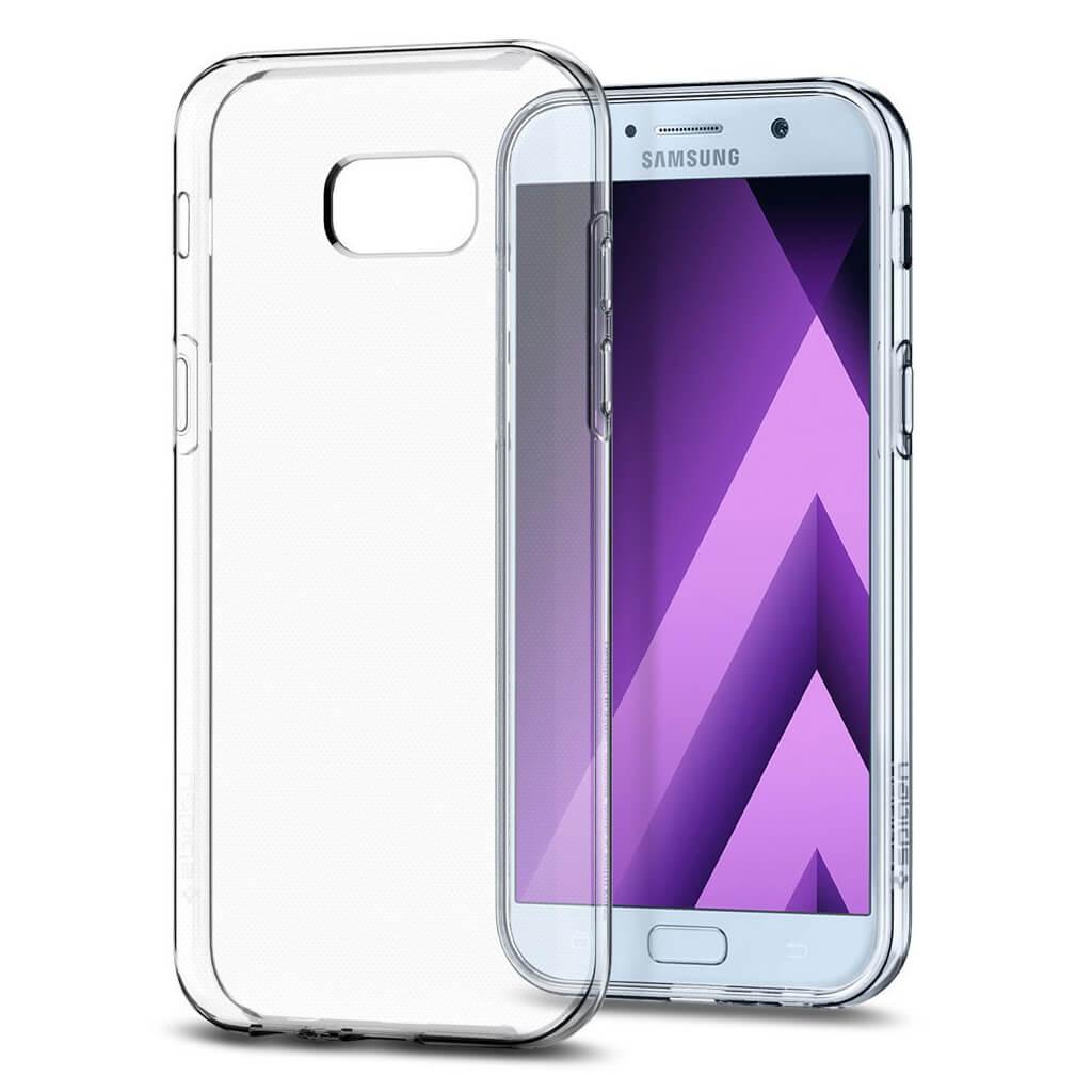 Spigen® Liquid Crystal™ SGP 573CS21144 Samsung Galaxy A5 (2017) Case - Crystal Clear