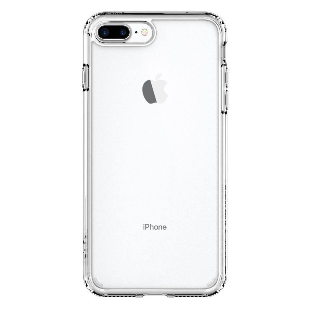 Spigen® Ultra Hybrid™ 2 SGP 043CS21052 iPhone 7 Plus Case - Crystal Clear