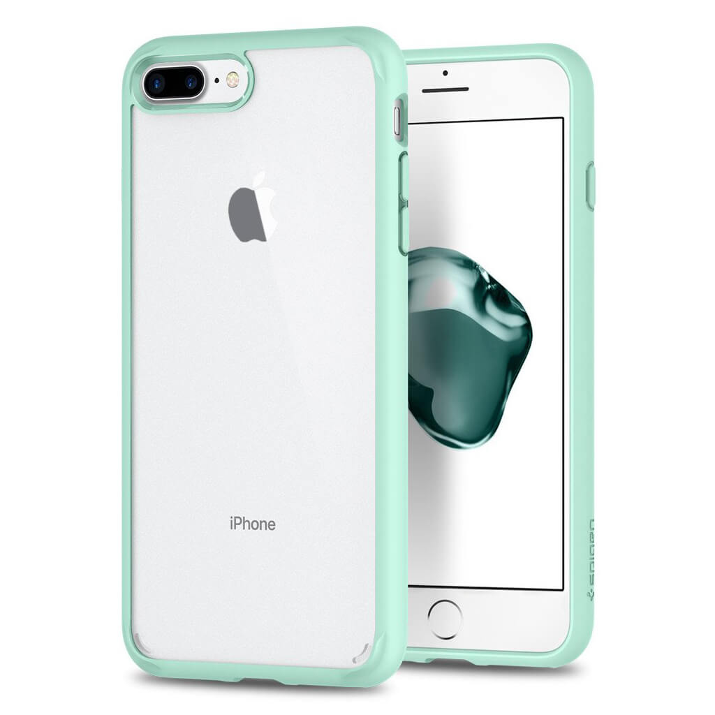 Spigen® Ultra Hybrid™ 2 SGP 043CS21138 iPhone 7 Plus Case - Mint