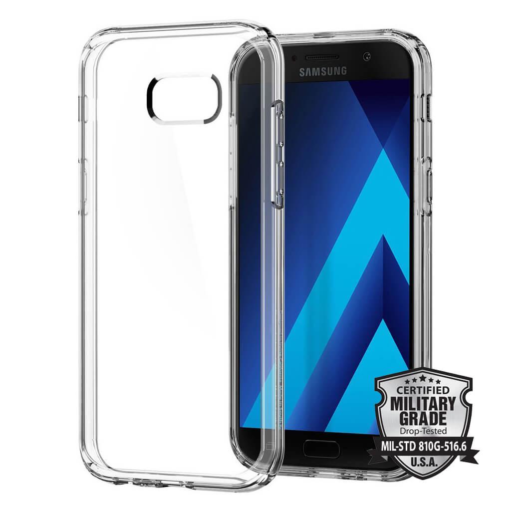 Spigen® Ultra Hybrid™ SGP 573CS21157 Samsung Galaxy A5 (2017) Case - Crystal Clear