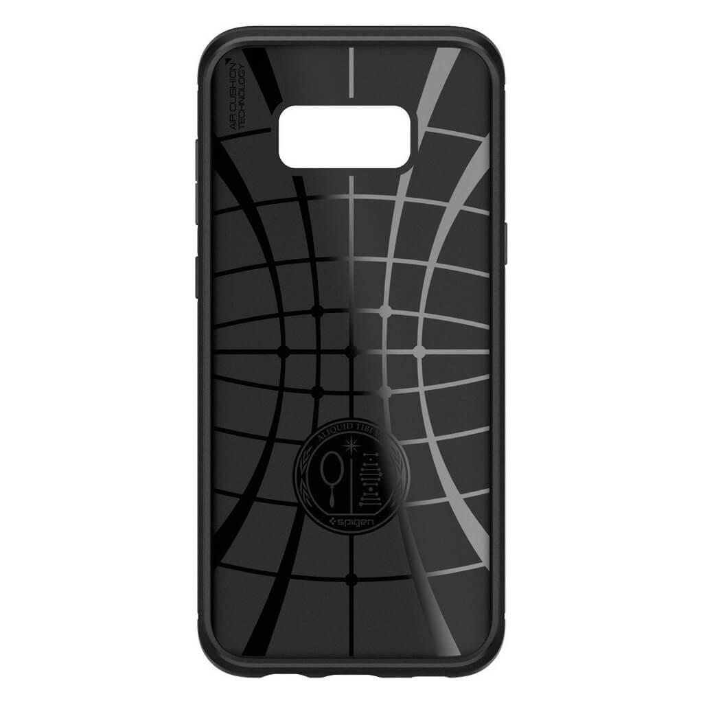 Spigen® Rugged Armor 565CS21609 Samsung Galaxy S8 - Black