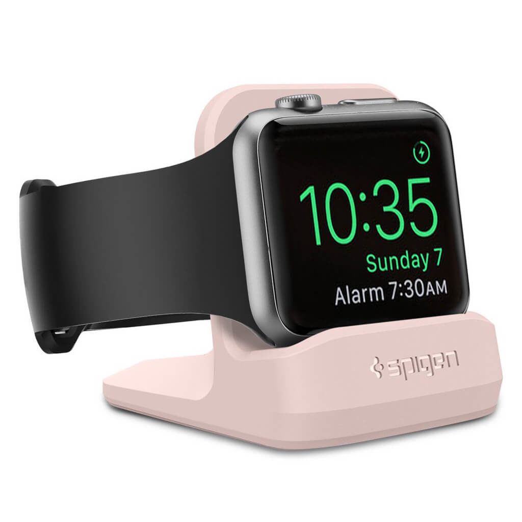 Spigen® S350 000CD21183 Apple Watch 38mm/42mm Series 2/Series 1 Stand - Pink