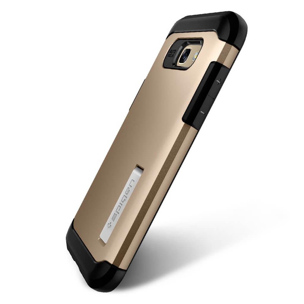 newest collection 5246a b4afa Spigen® Slim Armor™ 573CS21360 Samsung Galaxy A5 (2017) Case - Champagne  Gold | spaceboy*