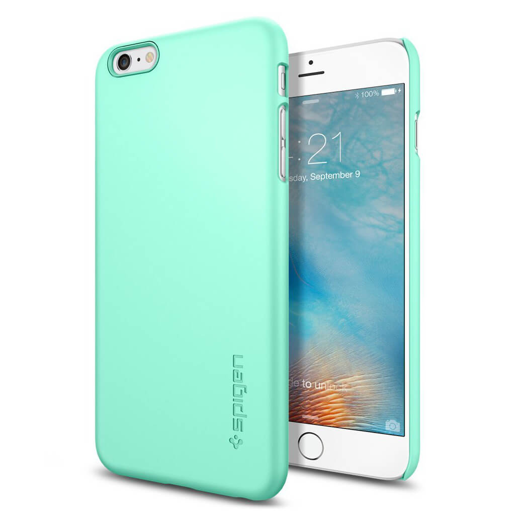 Spigen® Thin Fit SGP11639 iPhone 6s Plus/6 Plus Case - Mint