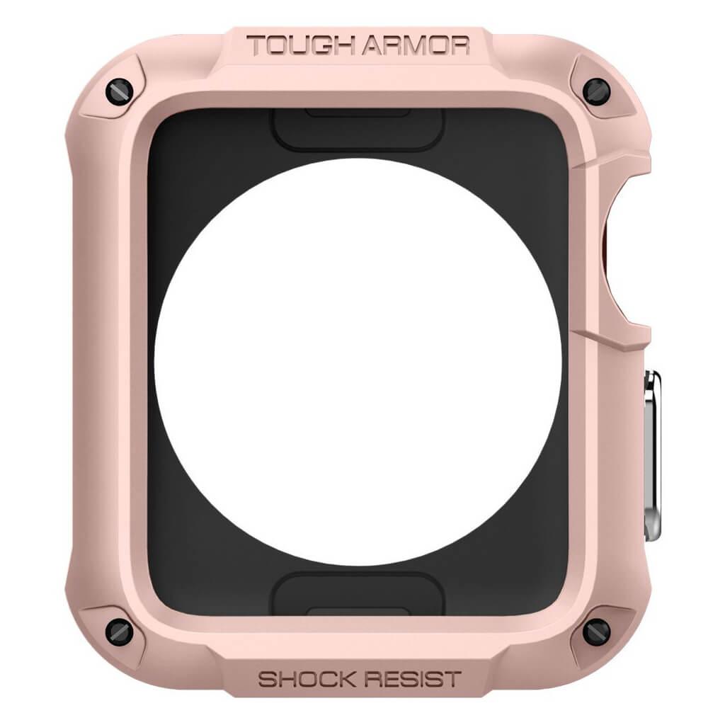Spigen® Tough Armor 048CS21058 Apple Watch Series 2 & Series 1 (42mm) - Rose Gold