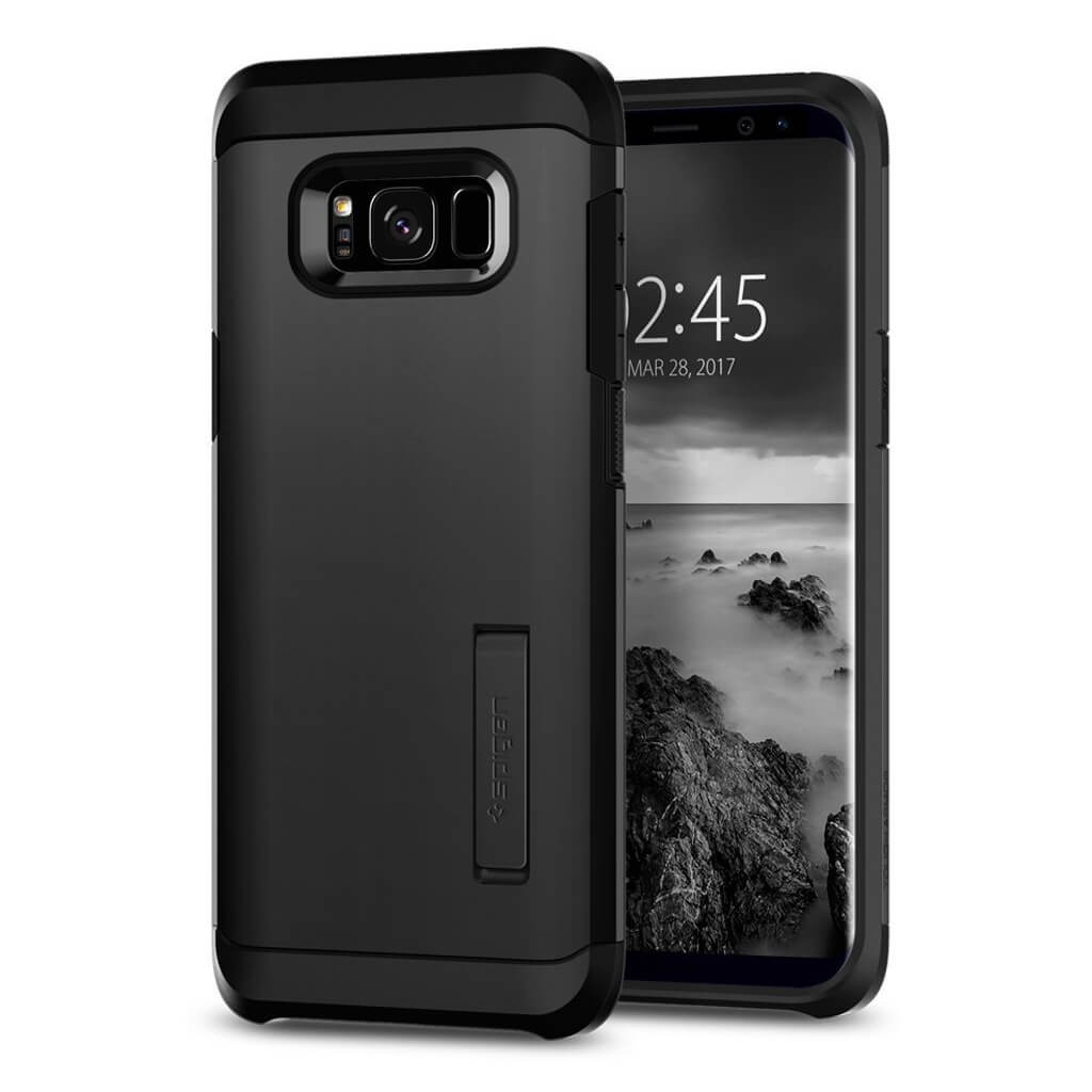 Spigen® Tough Armor 571CS21695 Samsung Galaxy S8+ Plus - Black