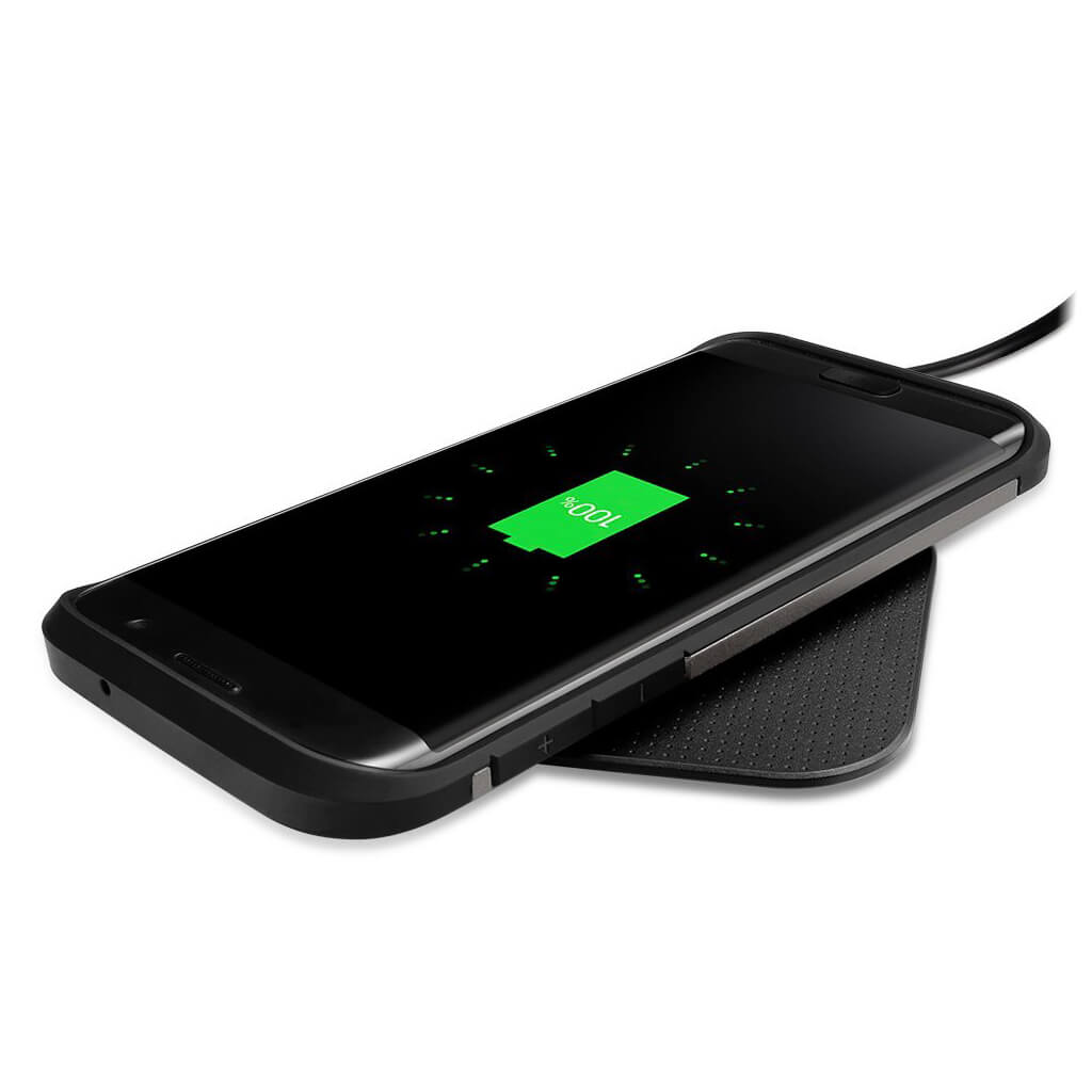 Spigen® F302W 000CH20765 Wireless Charging Pad