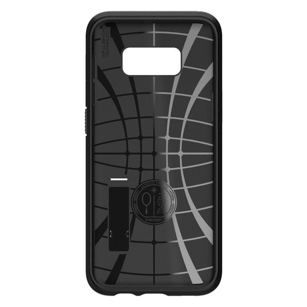 Spigen® Slim Armor™ 565CS20831 Samsung Galaxy S8 Case - Black