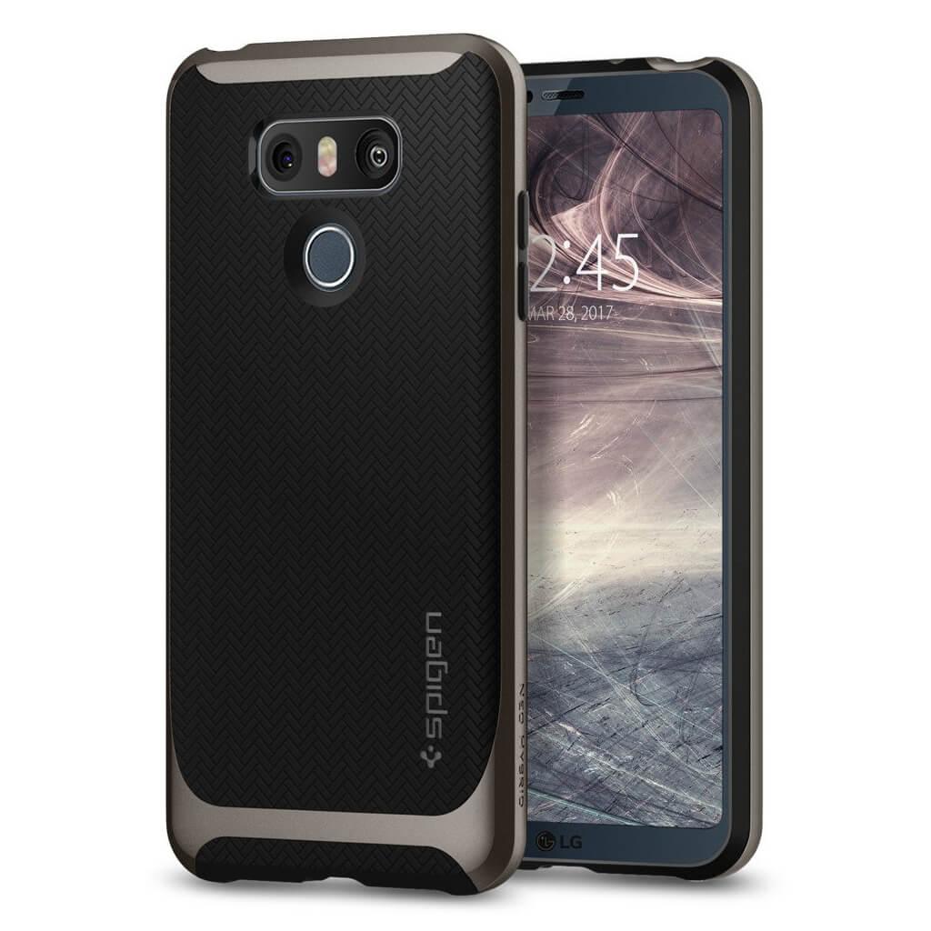 Spigen® Neo Hybrid™ A21CS21236 LG G6 Case