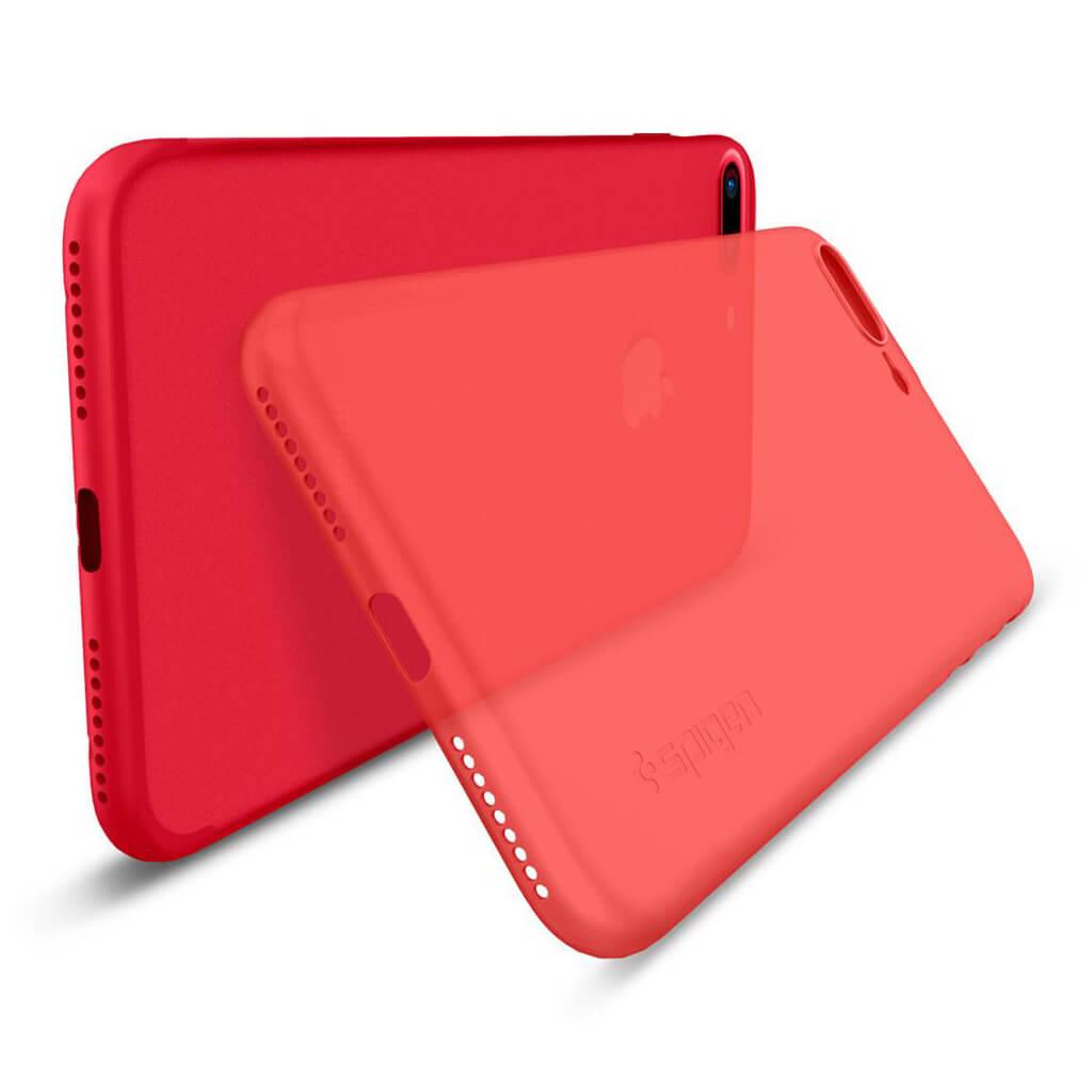 Spigen 174 Airskin 043cs21727 Iphone 7 Plus Case Red