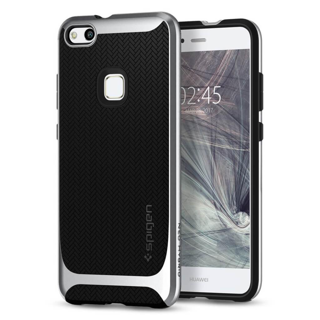 Spigen® Neo Hybrid™ L14CS21511 Huawei P10 Lite Case - Satin Silver