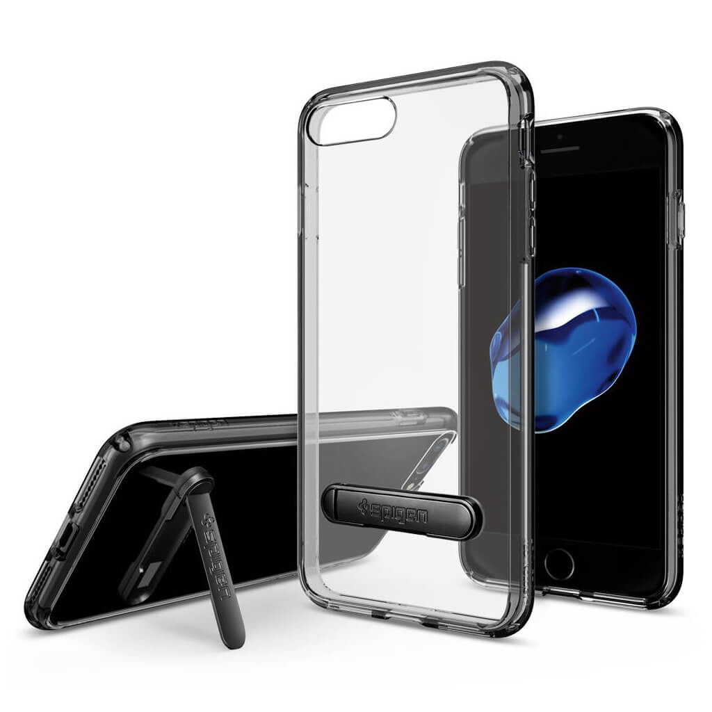Spigen® Ultra Hybrid S™ 043CS20848 iPhone 7 Plus Case - Space Crystal